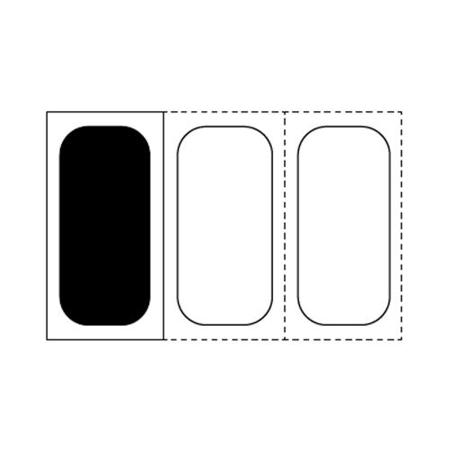 Polycarbonate cuvette GN1 / 3