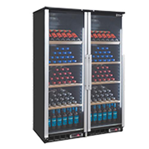1202 wine cabinet expositor