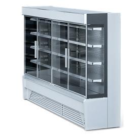 refrigerated showcase multideck