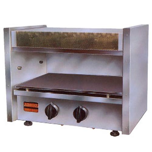 gratinador oven gas