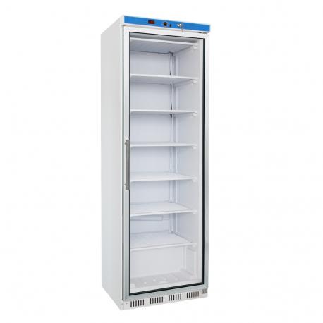 Armario congelador puerta cristal