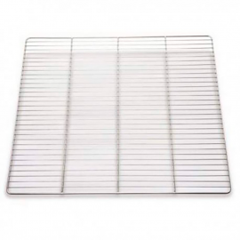 Gastronorm Tray grill stainless steel