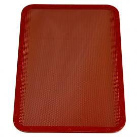 Safata llisa perforada 60x40 silicona