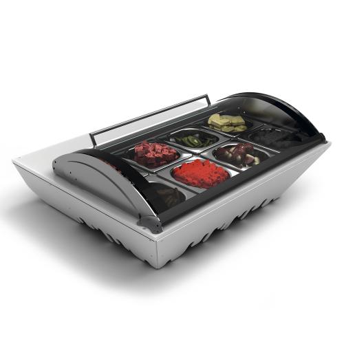 Topping boîte réfrigérée