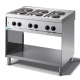 6 Electrical cooking hobs