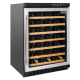 Cava wines 1 to 2 temperature zones