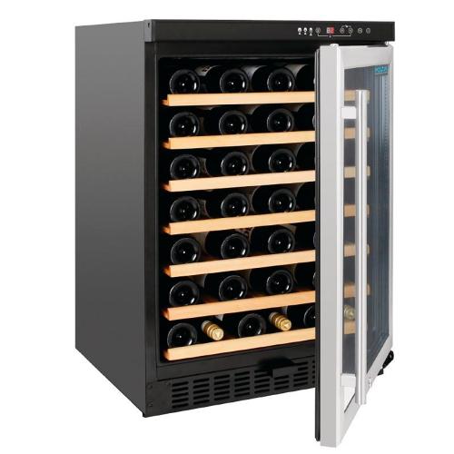 Cava vins 1 à 2 zones de température