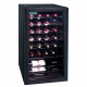 Cava wines lacquered steel