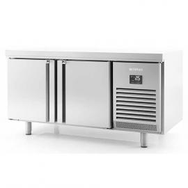 Tables réfrigérées négatives à pâtisserie
