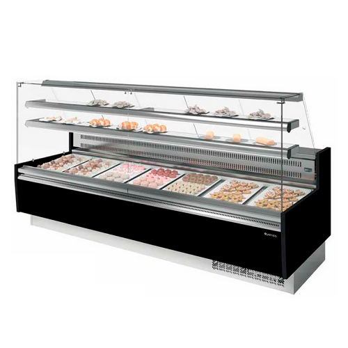 pastry display cases