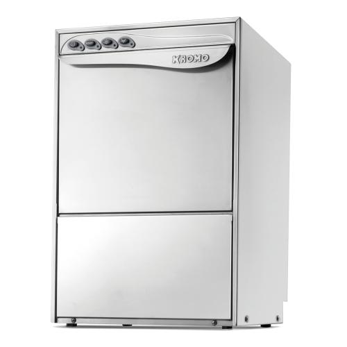 Lave-vaisselle professionnel double paroi KROMO Dupla 40