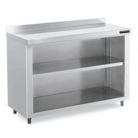 Tables comptoir inox