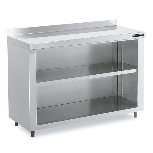 Tables comptoir inox