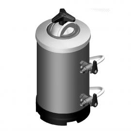Dishwasher water softner