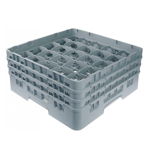 Dishwasher basket glasses