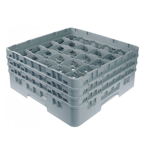 Dishwasher basket glasses