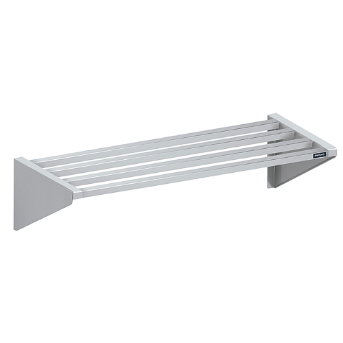 Shelf tubular wall