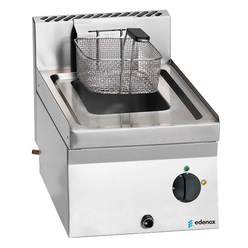 Tabletop gas fryer