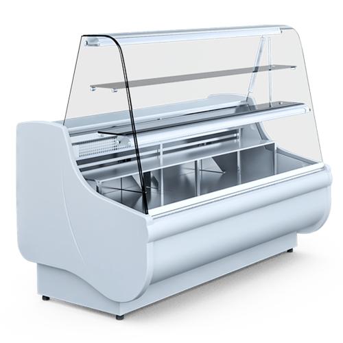 Vitrina refrigerada pastelería
