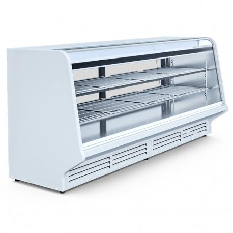 Vitrina mostrador refrigerada