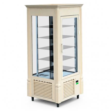 vitrine réfrigérée pâtissier RETRO