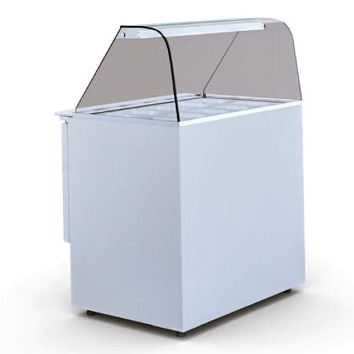 Refrigerated straight XL