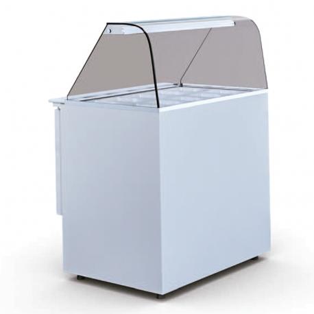 Vitrina refrigerada XL recta