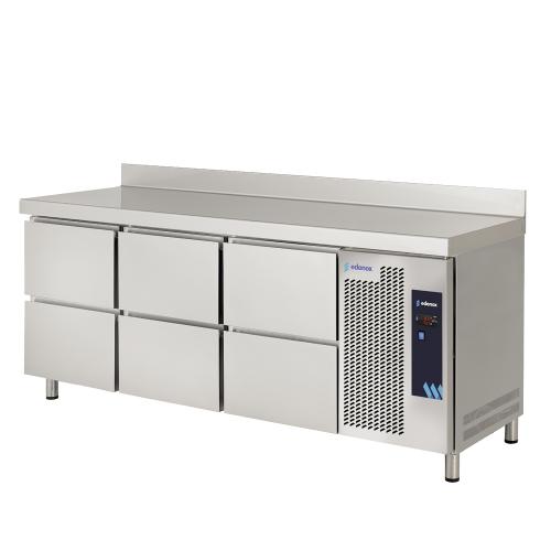 Counter fridges drawers 600