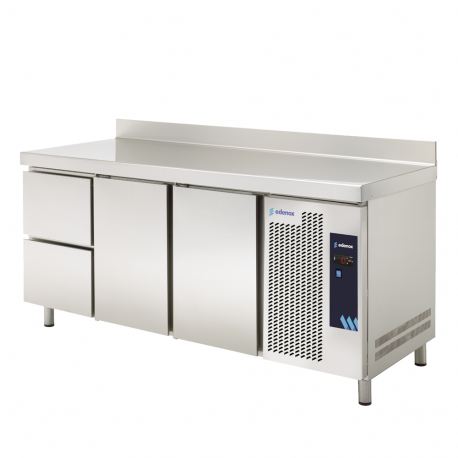 Cold tables with drawers GN