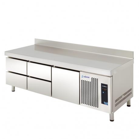 tables basses froides pour les machines