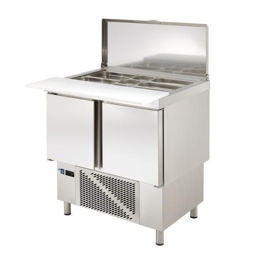 Mesa refrigerada ensaladas