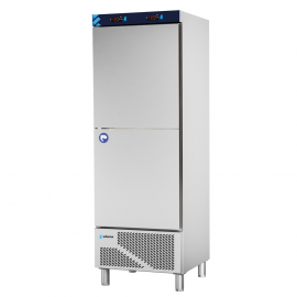 Fish refrigerated cabinet