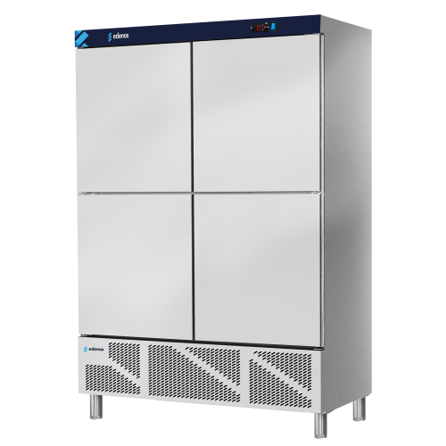4-door refrigerated cabinet