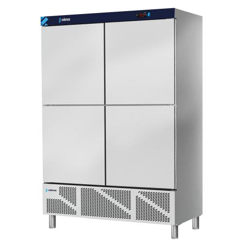 4-door refrigerated cabinet