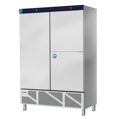 Fish refrigerated cabinet 2 doors