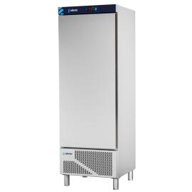 stainless steel upright freezer