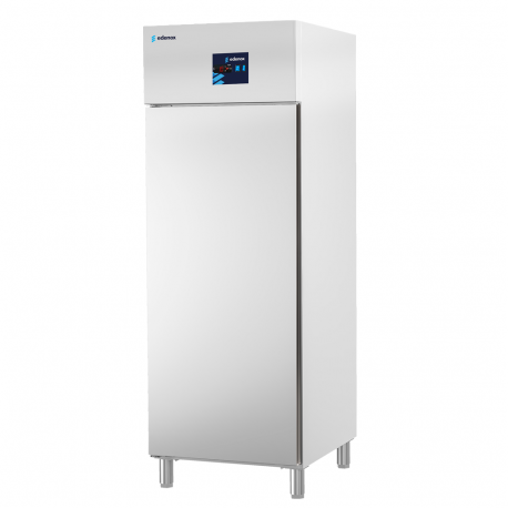 Upright freezer cabinet