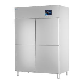 Armoire réfrigérée négative GN 2/1 4 portes