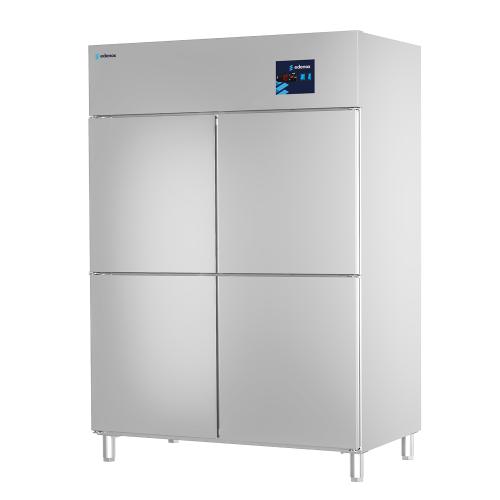 4-door freezer cabinet