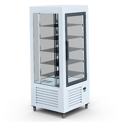 Vitrina expositora refrigerada estándar