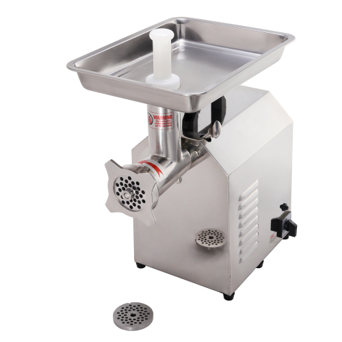 Industrial meat grinder
