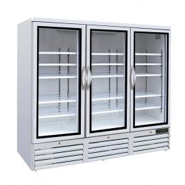 Armario expositor congelación 3 puertas