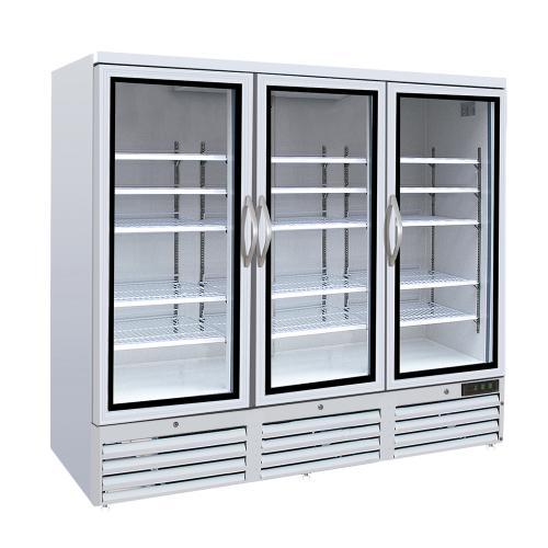 Armari congelació 3 portes vidre