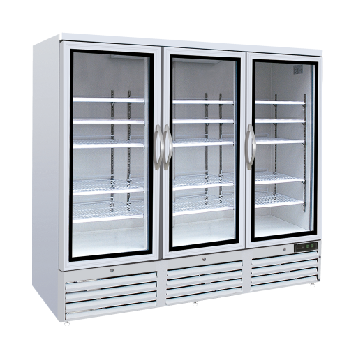 Freezing cabinet 3 doors