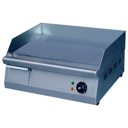 Hard chrome griddle electric 40