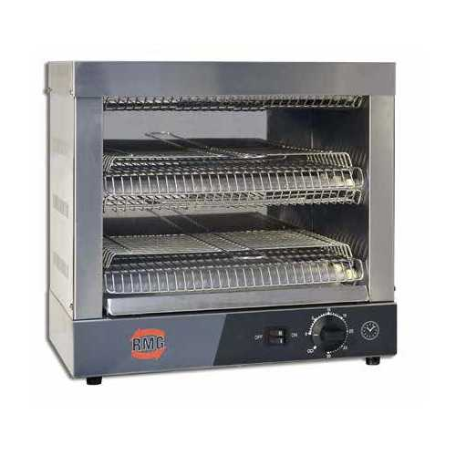 Toaster grille pain professionnel double