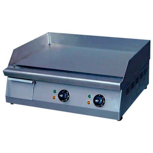 Hard chrome electric griddle60