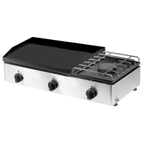 Griddle gas stove 90