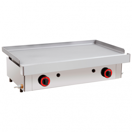 Griddle gas 80 eco