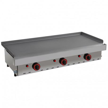 Griddle gas 100 eco
